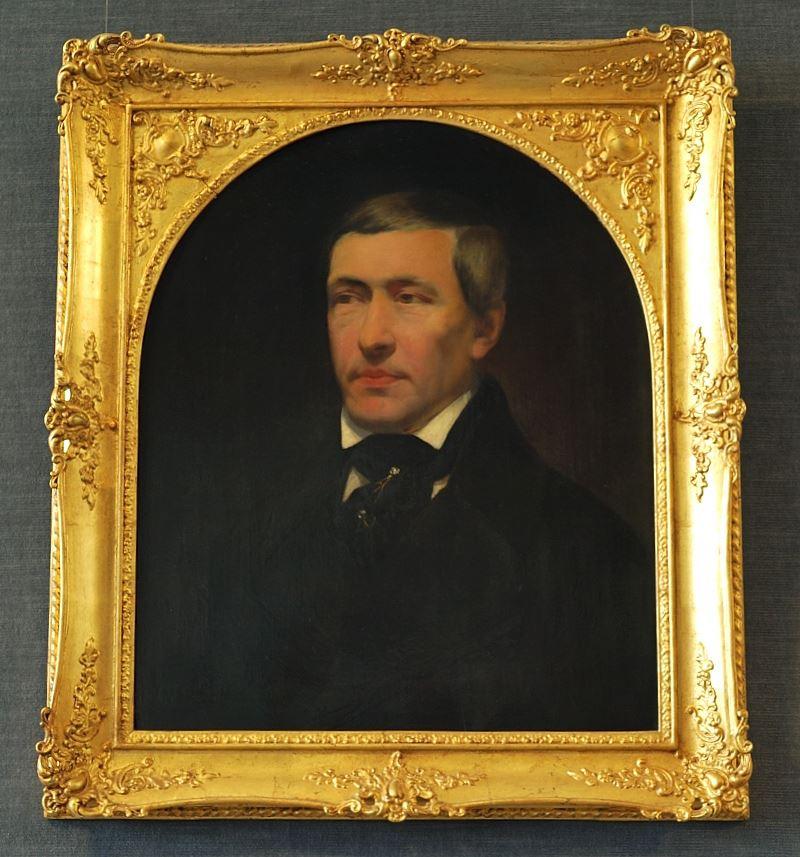schilderijportret Anthony